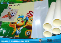 White PP Synthetic Moisture Resistant Paper 210 Mic Thickness for Advertising