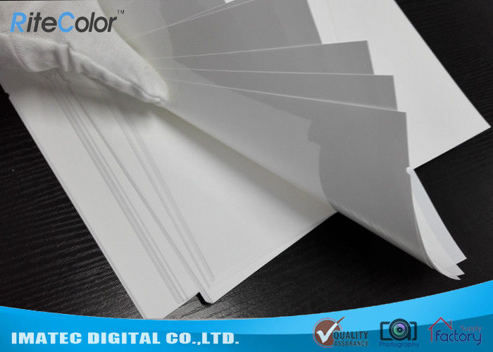 Inkjet Ceramic White Medical Imaging Film Microporous Coating Anti - Aging