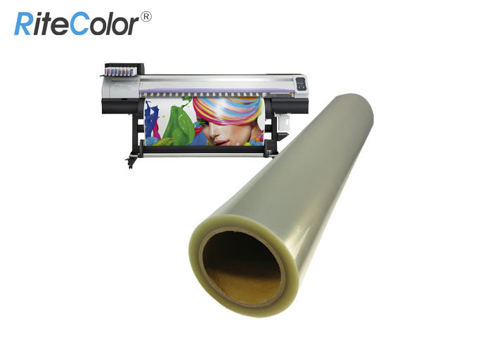 Translucent Waterproof Inkjet Screen Printing Film For Textile Plate Making