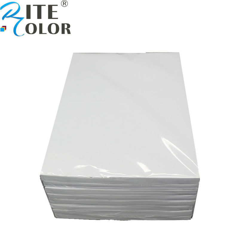 190gsm Photo paper sheets gloss matte for inkjet printing A2 A3 A4 A5 3R 4R 5R